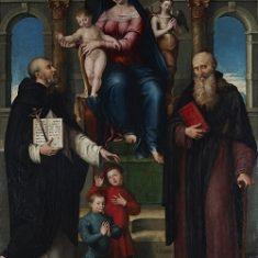 Madonna in trono