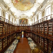 Biblioteca Classense e Biblioteca Oriani