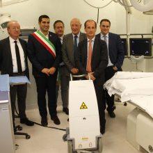 Tecnologia all'avanguardia per la Radioterapia dell'Ospedale di Ravenna